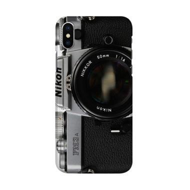 harga Indocustomcase Camera Nikon FM3 Cover Hardcase Casing for iPhone XS Max Blibli.com