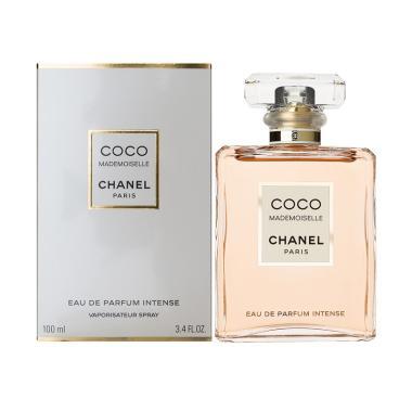 Chanel Coco Mademoiselle Intense EDP Parfum Wanita ...