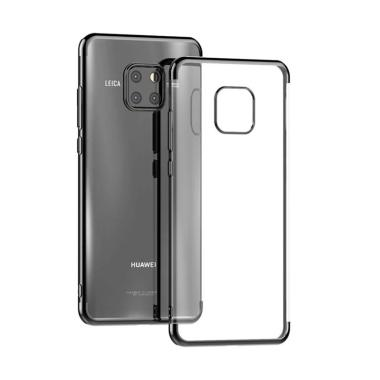 OEM Chrome Plating Softcase Casing for Huawei Mate 20 Pro