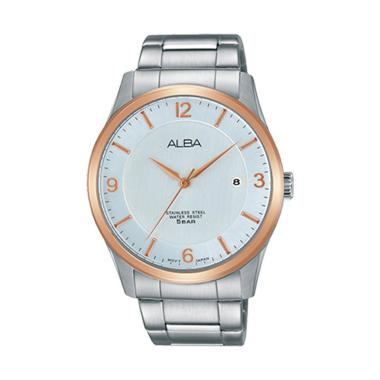 Alba Dial Stainless Steel ...