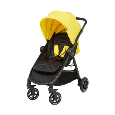 harga Mothercare Amble Stroller Kereta Dorong Bayi Yellow Blibli.com