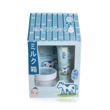 harga BEAUTE RECIPE Milk Whitening Set Perawatan Wajah Blibli.com