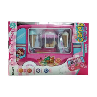 harga MAINAN ANAK GEROBAK ES KRIM KOPER RX1800-25 pink Blibli.com