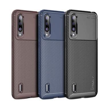 harga Ipaky Xiaomi Mi Note 10 / Note 10 PRO - Hybrid Protective Armor Case [ORIGINAL] - Xiaomi Mi Note 10 cokelat Blibli.com