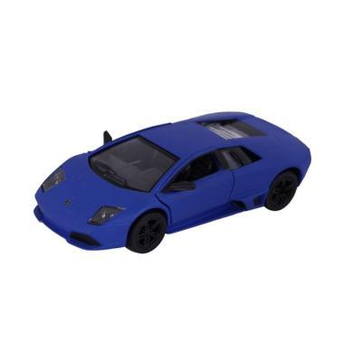 harga OEM Lamborghini Murcielago Replika Miniatur Diecast - Biru Blibli.com