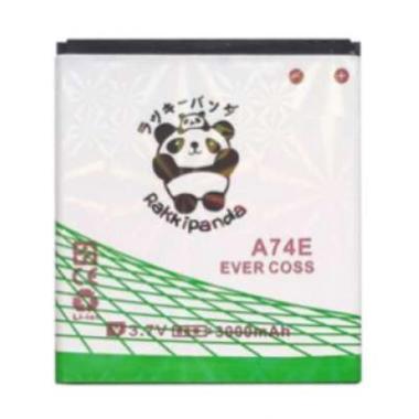 harga RAKKIPANDA Baterai Handphone for Evercross A74e Winner T+ Blibli.com