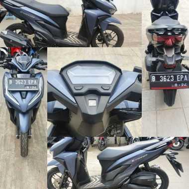 Jual Motor Honda Vario 125 Cbs Iss Cicilan 0 Blibli Com