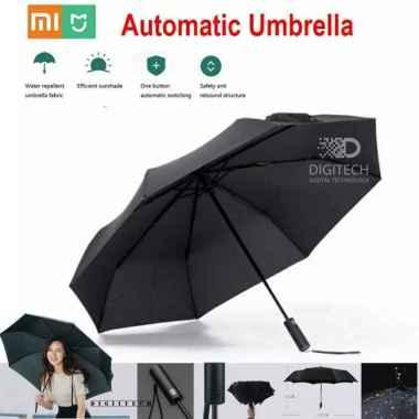 harga Xiaomi Automatic Umbrella Fold Pinluo Payung lipat Otomatis multicolor Blibli.com