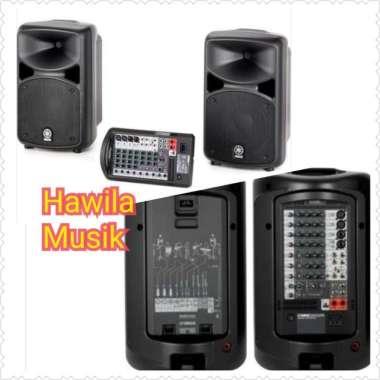harga Speaker YAMAHA Stage Pass 600I 600 i 600-i ORIGINAL Garansi Resmi Blibli.com