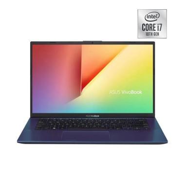 ASUS A412FL-EK713T Notebook - Blue [i7-10510U/8GB/1TB HDD/MX250/14