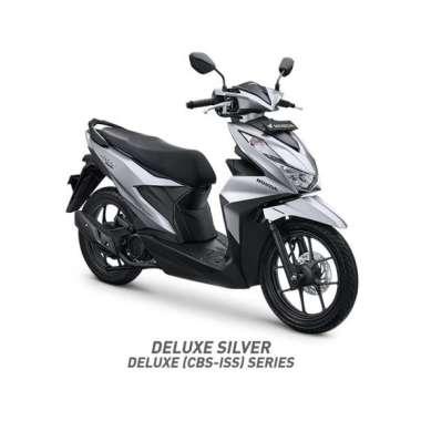 Bangka Belitung - Honda All New BeAT Sporty CBS ISS Deluxe Sepeda Motor [VIN 2020]
