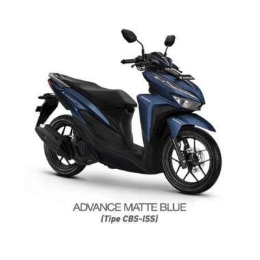 Bangka Belitung - Honda New Vario 125 eSP CBS ISS Sepeda Motor [VIN 2020]
