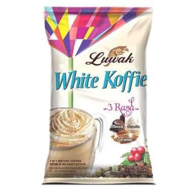 Kopi Luwak White Koffie 3 Rasa 10Sx 20 G