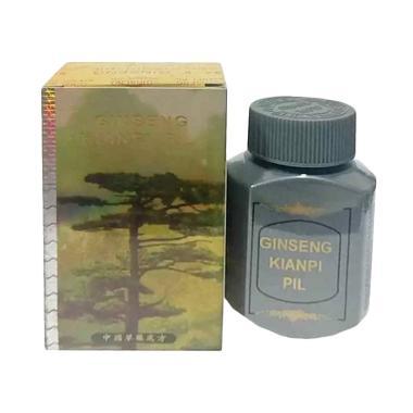 Obat Ampuh Kianpi Pil Ginseng Original Obat Penggemuk Badan ( PROMO 2 PAKET )