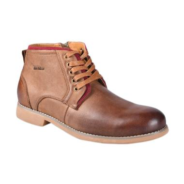 Jim Joker Casual Boot Home 1BA Sepatu Pria - Tane