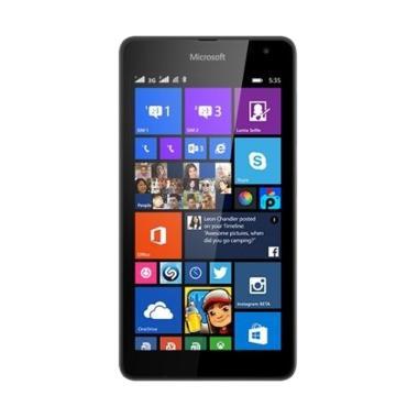 Jual Microsoft Lumia 535 RM1090 Smartphone - Grey [8 GB/1 GB/Dual SIM] Harga Rp 1999000. Beli Sekarang dan Dapatkan Diskonnya.
