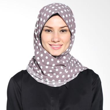 Tatuis Pashmina Damour 042 Pashmina Hijab - Brown