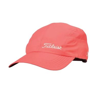 Titleist Ladies Pink Ribbon Golf Caps - Merah