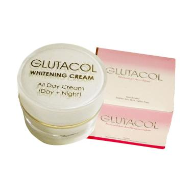 Glutacol Whitening Cream [Day and Night Cream/30 g]