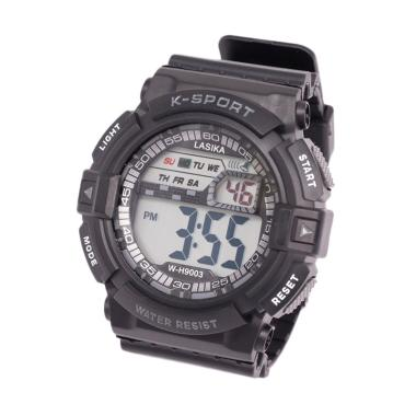 Lasika Digital W-F 62 Jam Tangan Sport Unisex - Blac... Rp 49.500. (2) ·  Lasika ... 2e22b8e195