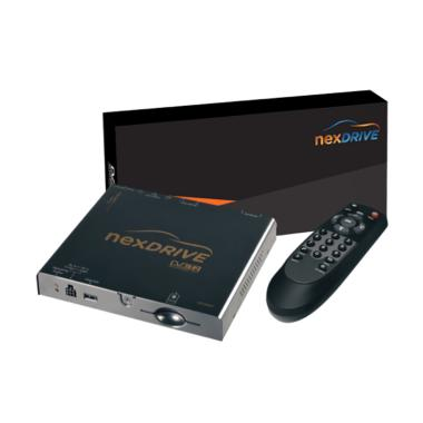 Nexdrive Set Dual Tuner Digital Car Pay TV (FREE All Channel 3 Bulan)