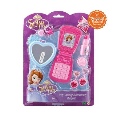 Sofia The First Beauty Set 04 Mainan Anak