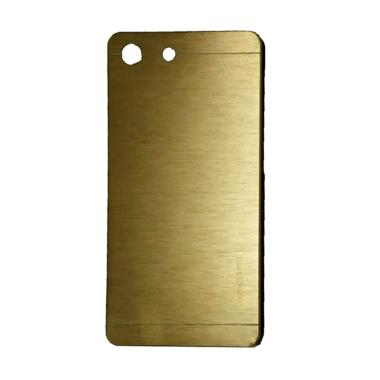 Motomo Metal Hardcase Casing for Sony Xperia M5 - Go... Rp 52.500 Rp 120.000 56% OFF