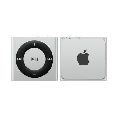 Apple iPod Shuffle MKMG2 Portable Player - Silver