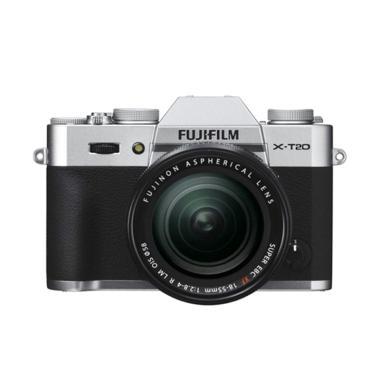 Fujifilm X-T20 18-55mm Kamera Mirrorless XT20 Instaxshop