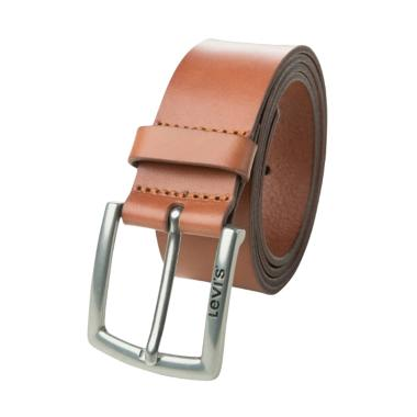 Levi's 77134-2054 Genuine Leather Belt - Mount Olympus