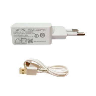 Oppo Kabel Data Original Micro USB Kabel Data - Putih