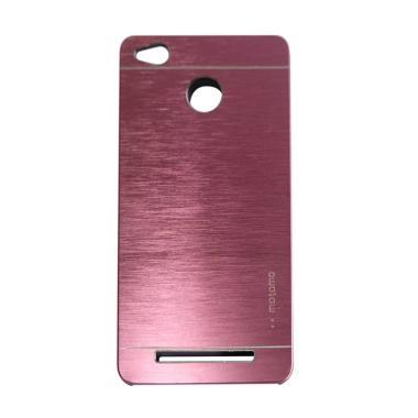 Motomo Hardcase Casing for Xiaomi Redmi 3X - Pink