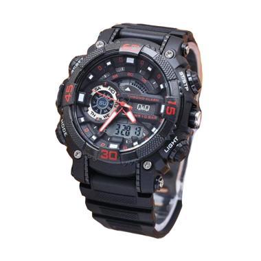 Q&Q Digital M125J002Y Rubber Strap Jam Tangan Pria -... Rp 446.712 Rp 525.000 14% OFF. Q&Q ...