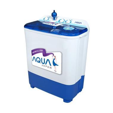 harga Sanyo Aqua SW755XT Mesin Cuci Twin Tub [7 Kg] Blibli.com
