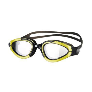 Lasona KC-CRM Kacamata Renang Chromax - Black Yellow