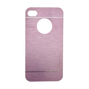 Motomo Ino Metal Casing for iPhone 6 or 6S - Pink