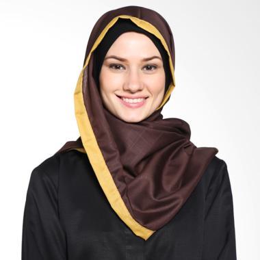 Tatuis Pashmina Damour 048 Pashmina Hijab - Brown