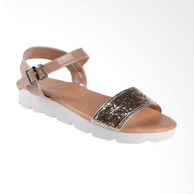 Yongki Komaladi ALS-1343-B16 Sandal Casual - Emas