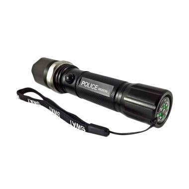 FaFa66  POLICE SWAT Flashlight Senter Multifungsi