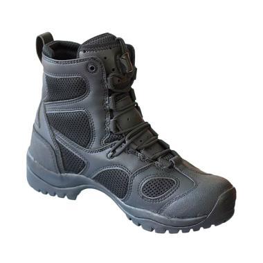 Blackhawk Warrior Wear Light Assault Boots Pria - Black
