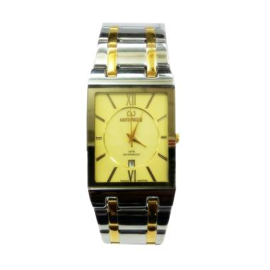 Mirage MG975L Jam Tangan Fashion Wanita - Silver Gold