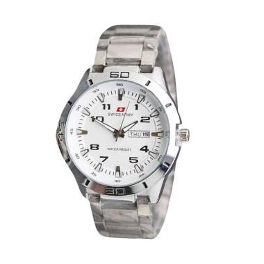 Jam Tangan Swiss Army SA0706QZ Mens Watches