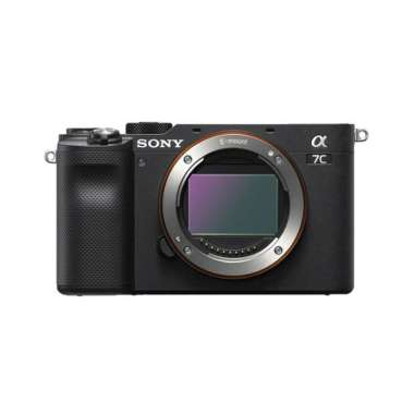 harga ANEKAFOTO - Sony Alpha ILCE A7C A 7C body Only mirrorless Camera Black Blibli.com