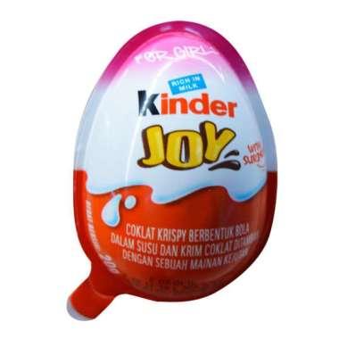 harga Kinder Joy For Girl 20Gr Blibli.com