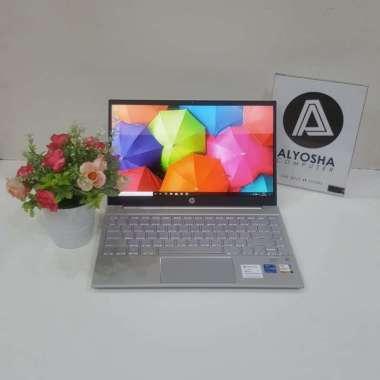 harga HP 14s-bb0063TU Intel Core i7 1165G7 8 GB 512 GB w10 ohs SILVER Blibli.com