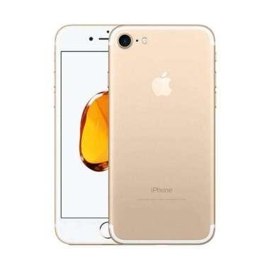 harga IPhone 7 32 Fullset Second Original Like New Gold Blibli.com