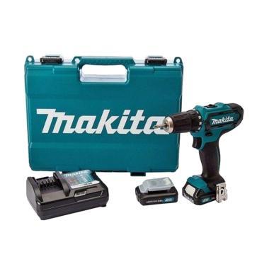Makita HP 331 DWYE Cordless Set Mesin Bor