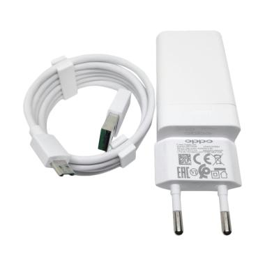 OPPO Vooc Charger for Oppo F3 Plus [Original/Flash Charger/4 Ampere]