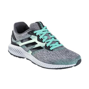 adidas Women Running Aerobounce Sho ... ita - Green Grey [CG4579]