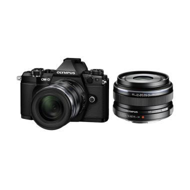 Olympus OMD EM5 MARK II Lens ED 12- ... Kamera Mirrorless - Black
